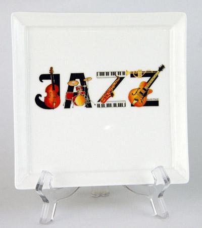 CFP61: Jazz Small Platter & Stand