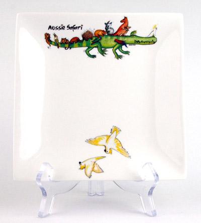 CSQP59: Aussie Safari Square Platter