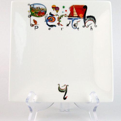 CSQP432: Perth Australia Square Platter