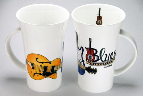 CXLM62: Blues Large Mug