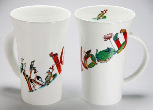 CXLM80: Kakadu Large Mug