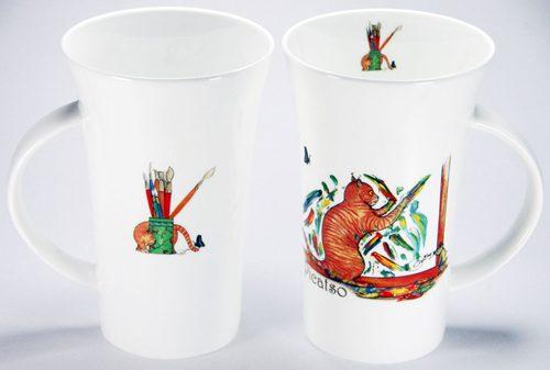 CXLM167: Picatso Large Mug