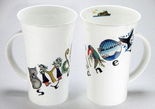 CXLM50: Sydney Large Mug