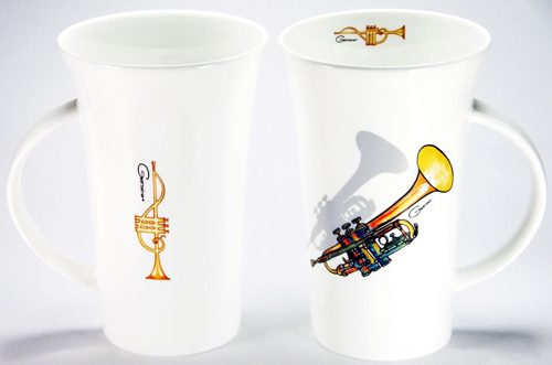 CXLM169: Trumpet Large Mug