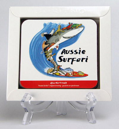 TCS85: Aussie Surfari Coasters