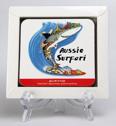 TCS85: Aussie Surfari Coasters