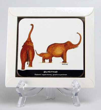 TCS67: Elephant Coasters