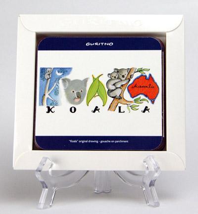 TCS54: Koala Coasters