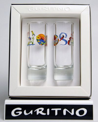 TSG83: Noosa Shot Glass Set