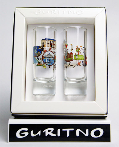 TSG138: The Rocks Shot Glass Set