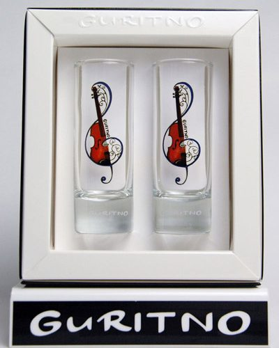 TSG139: String Music Shot Glass Set