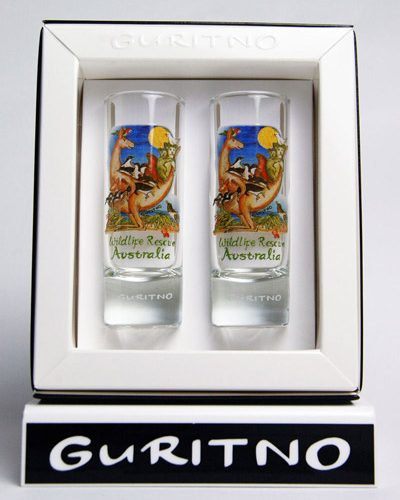 TSG144: Wildlife Rescue Shot Glass Set